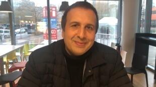 Yann Duzert, consultor e professor na Rennes School of Business