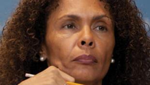 Cristina Duarte, ministra cabo-verdiana das finanças