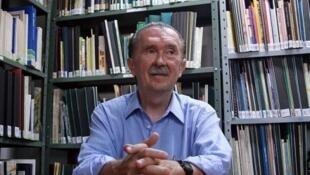 O professor emérito do Instituto de Ciências Políticas da Universidade de brasília, David Fleischer.