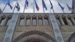 La Gare du Midi, que acoge el Festival Biarritz América Latina.