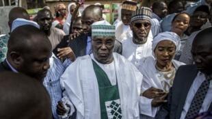 Dan takarar jam'iyyar PDP Atiku Abubakar.