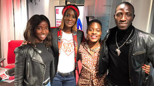 Sokhna Gallé, triple sauteuse ; Diara Ndiaye ; Sarah loko, judoka ; Dany Mukuna, boxeur.