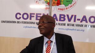 Timbila Thomas Sawadogo, secrétaire permanent de la COFENABVI-AO.