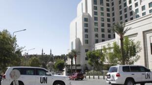 Inspetores da ONU estão na Síria para verificar arsenal químico de Assad.