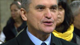 Посол Украины во Франции Олег Шамшур