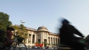 Trụ sở Ngân hàng Nhà nước Việt Nam - Hà Nội