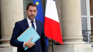 French government spokesman Christophe Castaner