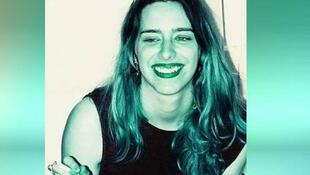 A jovem Éva Bourseau, assassinada em Toulouse.