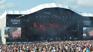 Festival de rock Eurokéennes acontece no leste da França de 6 a 9 de julho 2017.