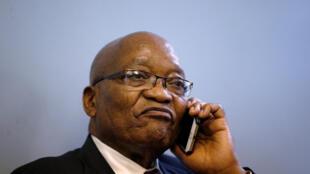 Jacob Zuma Tsohon Shugaban Afrika ta Kudu