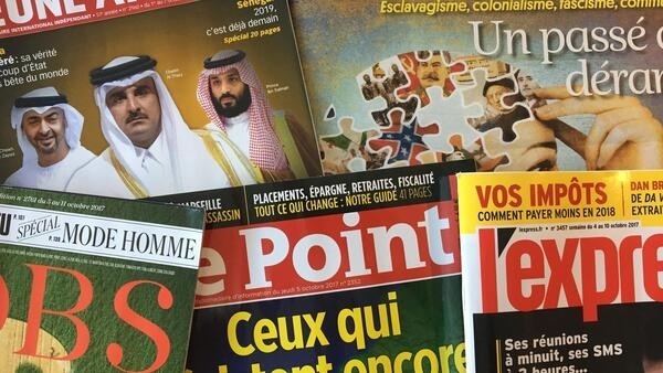 Imprensa semanal francesa