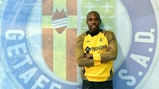 Allan Nyom is in the form of his life for Getafe, who play Barcelona on Saturday and sit third in La Liga.