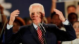Joe Biden espèce rebondir en Caroline du Sud. Mais ne sera-t-il pas trop tard?