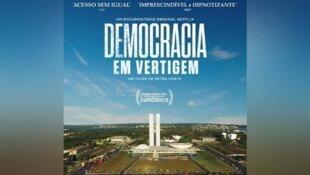Democracia em Vertigem, da diretora Petra Costa, está na disputa pelo Oscar 2020 de Melhor Documentári