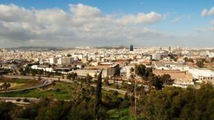 Vue de Tunis, Tunisie. C'est dans le quartier de Najmatar que des ressortissants ivoiriens ont été agressés.