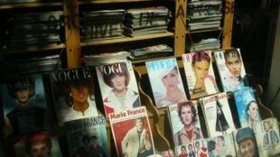 Des magazines féminins français (image d'illustration).