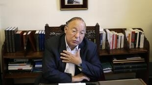 Paris Grand Mosque rector Dalil Boubakeur on Tuesday