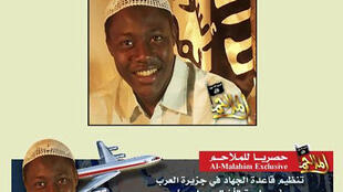 Umar Farouk Abdulmutallab, pictured here on an Islamist website, was charged with attempting to blow up a Detroit-bound plane last year.