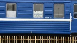 """Поезд """"Брест-Тересполь"""""""