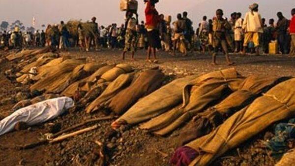 Genocídio em Ruanda deixou quase 800 mil mortos