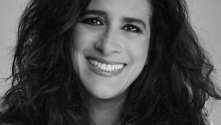 A atriz e cineasta Lúcia Veríssimo