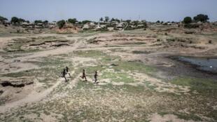 Seca em Moçambique. Imagem de arquivo.