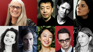The jury for the 2014 Cannes Film Festival