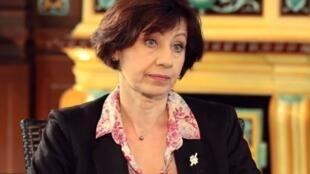 Глава французской делегации в ПАСЕ Николь Трис