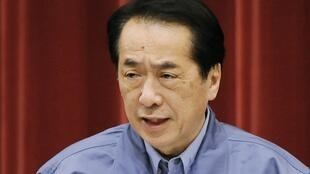 Prime Minister of Japan, Naoto Kan