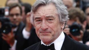 Jury president Robert de Niro will announce this year's winner on  Sunday