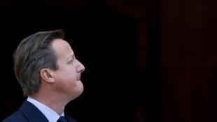 Премьер-министр Великобритании Дэвид Кэмерон, 9 октября 2015.