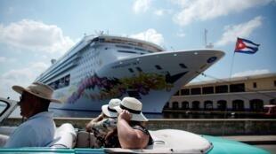 Depuis la mise en place des sanctions américaines, l'île de Cuba subit une baisse de sa fréquentation.