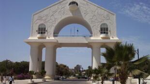 Banjul, capital of Gambia