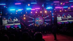 Paris Games Week, París 2014.