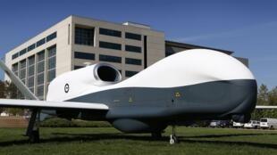 Phi cơ không người lái MQ-4C Triton. Ảnh minh họa.