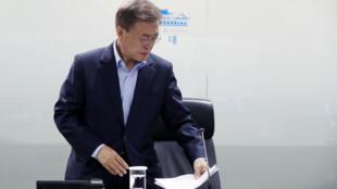 韓國總統文在寅