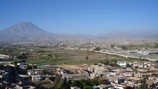 Região de Arequipa, no sul do Peru, foi sacudida por um terremoto de 5,2 graus na escala Richter na noite de domingo (14).