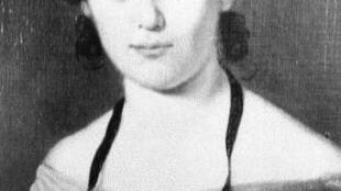 Женни Маркс, жена Карла Маркса