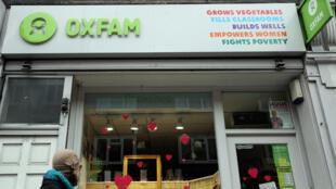 Sede da Oxfam em Londres.