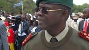 General José Maria, antigo chefe do serviço de inteligência e segurança militar de Angola.