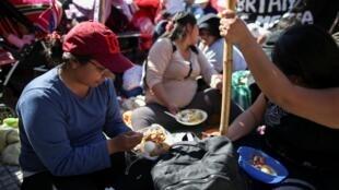 Le Parlement argentin a voté à l'unanimité «l'urgence alimentaire»