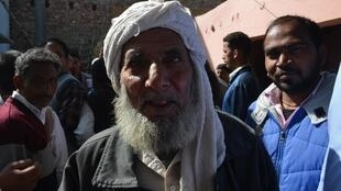 A Muslim man expresses his growing concerns with the re-election of Modi's BJP party in India