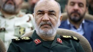 حسین سلامی فرماندۀ سپاه پاسداران