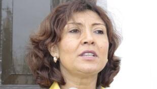 Maria Helena Semedo.