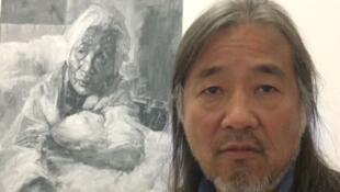 嚴培明在巴黎奧賽博物館舉行《上海的葬禮》(Un Enterrement A Shanghai)個展