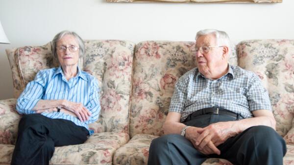 A aparência das pessoas mais velhas t