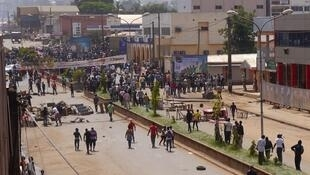 Fighting Disrupts Voting In Southwest Cameroon