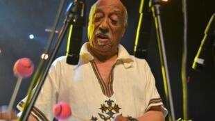 Mulatu Astatke, músico etíope.