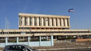 Assembleia nacional de Cabo Verde, que reforça cooperação com parlamento francês