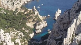 The Calanques at Marseille